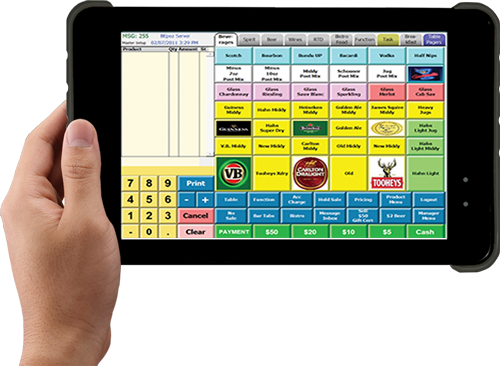 Tablet POS