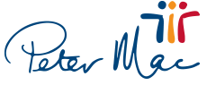 peter mac logo