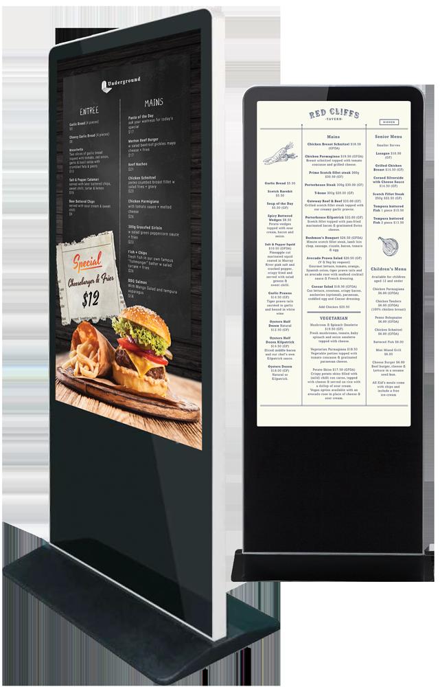 Digital Signage, Smart TV & Menu Board Software Solutions in Melbourne