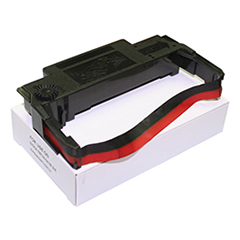 ERC Black & Red Printer Ribbon