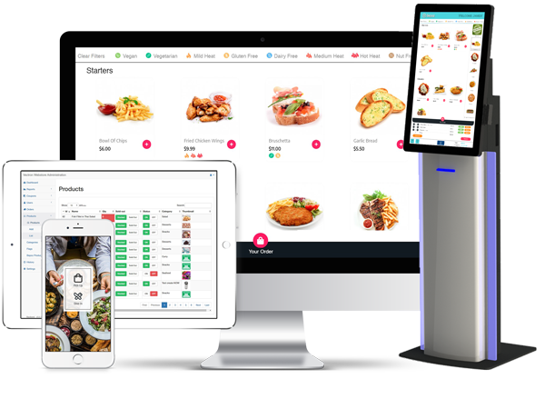 Online Food & Takeaway Ordering Software | POS Food Delivery